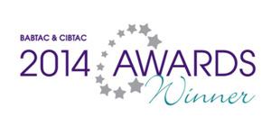 BABTAC 2014 Awards Winner
