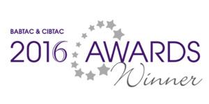 BABTAC 2016 Awards Winner